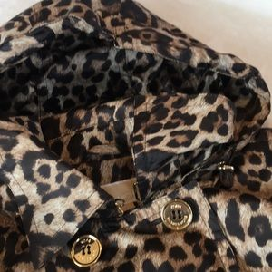 Michael Kors Jackets & Coats - Michael Kors Trench Coat with Removable Hood
